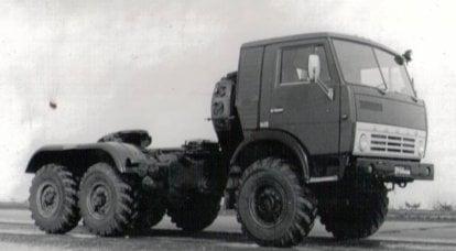 KamAZ 6x6. Sovyet otomobil endüstrisinin son kahramanı