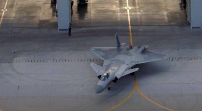 Beşinci nesil avcı J-20B'nin seri üretimi Çin'de başladı