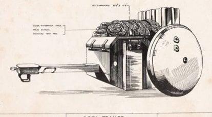 Rotatrailerタンクトレーラー(英国)