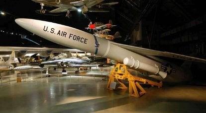 戦略的巡航ミサイルノースロップSM-62スナーク(アメリカ)
