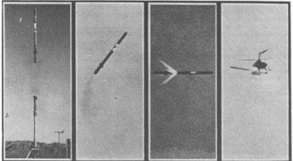 自主式防空导弹SIAM(美国)
