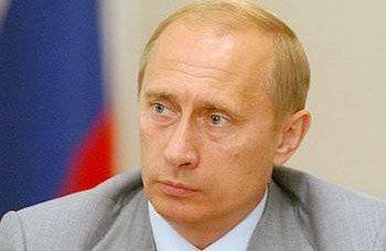 Putin ha riferito sulle vittorie future