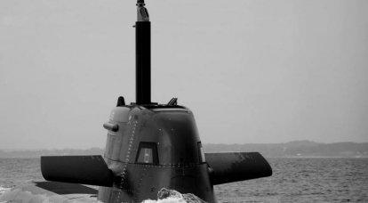 Uma operação difícil do U35 de baixo ruído na área de responsabilidade da Marinha Russa. Missão de Longo Alcance