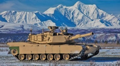 M1A2C tanks have been tested in the harsh climate of Alaska