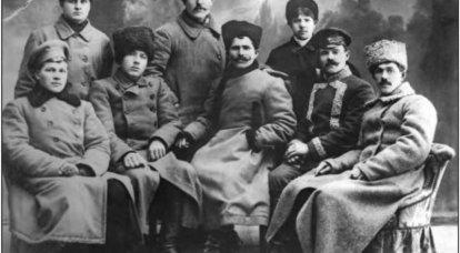 赤軍の最初の指揮官。 誰が、どこで、どうやって彼らに軍事科学を教えたのか