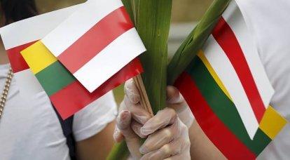 Revolução na Lituânia: migrantes, cobiçosos e agentes de Putin