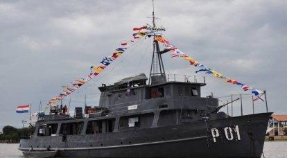 """""""Capitaine Cabral."""" Ancien combattant du service naval âgé de 100"""