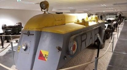 空中加油机汤普森兄弟P505(英国)