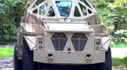基于福特F-350的概念车ULTRA AP的照片