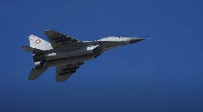La Bulgarie demande à la Russie de payer le forfait pour les combattants MiG-29