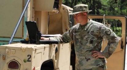US Army creates new cyber center near Russian borders
