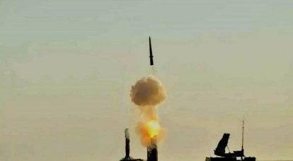 Carico di munizioni a lungo raggio del sistema di difesa aerea S-500 senza abbellimenti. L'intercettazione eso-atmosferica è discutibile