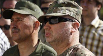 Turchinov: Nós temos um novo exército. Nós atendemos aos critérios da Otan