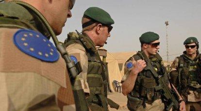 Savaş kapıda ve biz hazır değiliz ... Avrupa ordusuna dair notlar