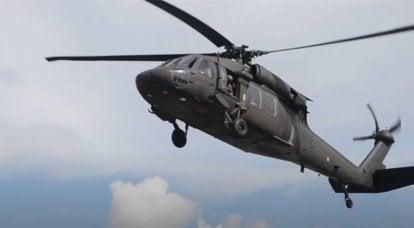 米国では、ヘリコプターとティルトローターを含む「神秘的な」夜間訓練が議論されています