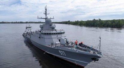 Le ministère de la Défense a élaboré le transfert inter-flotte des RTO du projet « Karakurt » le long des voies navigables intérieures