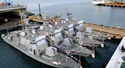 남한 해군 함정, 조선 민주주의 인민 공화국