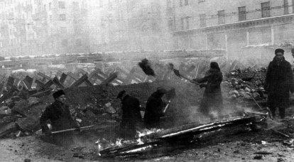 Niemals aufgeben! Moskauer Panik 15.-16. Oktober 1941