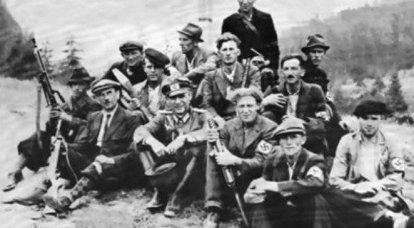 Commando nazi Brandenburg-800