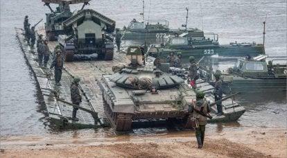 1月21庆祝俄罗斯工程部队日