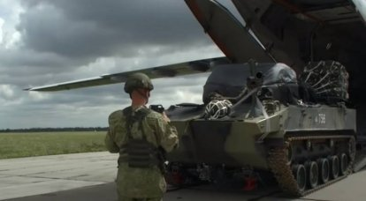 Russian equipment for the Airborne Forces begins to advance to the world arms market