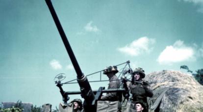 第二次世界大战期间英国的防空防御。 部分1