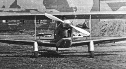 Aereo pilota Bi-Mono Hillson (Regno Unito)