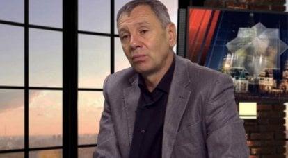 Sergey Markov: Habarovsk protestosu herkes için beklenmedikti
