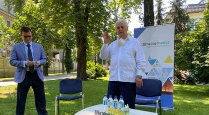 Kravchuk spoke on the issue of a military solution to the Donbas problem