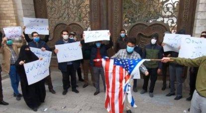 イランは、ドローンストライキによるIRGCの指揮官のXNUMX人の死に関するデータを否定しました