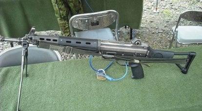 """Howa Type 89. Son fusil """"étranger"""""""