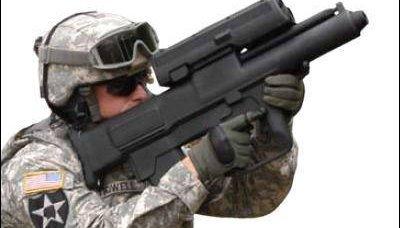 アフガニスタンに登場するインテリジェントな手榴弾発射装置