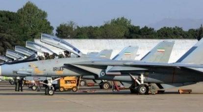 伊朗伊斯兰共和国防空(第4部分)