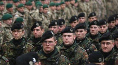 ドイツの国防大臣は徴兵の廃止を発表しました