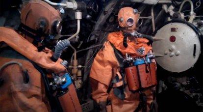 Denizaltı Hayatta Kalma Sorunları: Denizaltı Mürettebatı Nasıl Kaçıyor