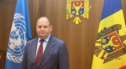 Le secrétaire d'État du ministère des Affaires étrangères de Moldova a plaidé pour le retrait de l'armée russe de Transnistrie et la destruction de munitions