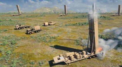 経験豊富な極超音速ミサイルシステムLRHWダークイーグルが軍隊に移管