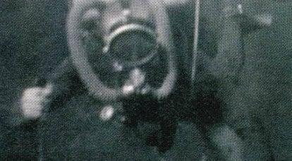两栖人。 苏联海军特种部队