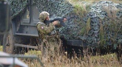 """En respuesta a Moscú y Minsk: comenzaron los ejercicios militares """"Rapid Trident-2021"""" en Ucrania"""