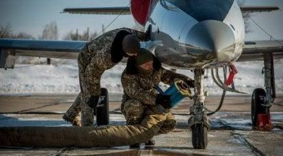 Des pilotes ukrainiens ont pratiqué des batailles aériennes contre des simulateurs de chasseurs ennemis
