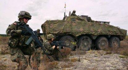 """""""Suwalki Corridor"""": l'equilibrio di forze tra NATO e Russia in un ipotetico scontro"""