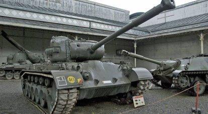「T-34のXNUMXつにぶつかったとき、その砲塔はすぐに外れました」:韓国でのアメリカとソビエトの戦車の戦いで