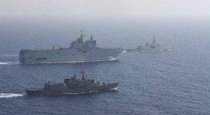 有事吗 专家和媒体对希腊护卫舰和土耳其护卫舰相撞的指控
