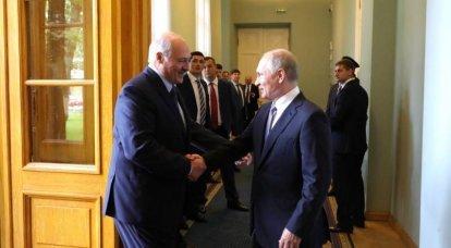 """""""Es ist unwahrscheinlich, dass Putin Lukaschenko heute erschüttert"""" - ausländische Presse über die Situation in Belarus"""