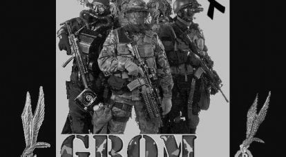 Polish special forces thundered all over the world