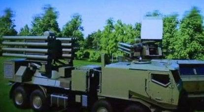 """很快就会有一个新的防空综合体""""Pantsir-SM""""的示范"""