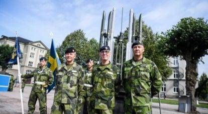 """Imprensa sueca sugere dizer """"não final"""" à OTAN"""