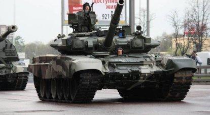 五种最致命的俄罗斯陆上武器(美国国家利益)