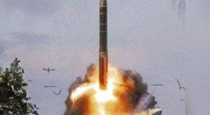 陸上ロシアと諸外国の大陸間弾道ミサイル(評価)