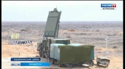 Yenisey radarı hizmete girdi. Hava savunma füze savunması için yeni fırsatlar